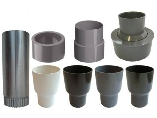 Downpipe reducers/ sockets